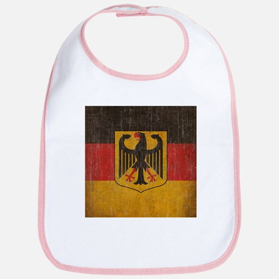 Vintage Germany Flag Bib