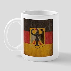 Vintage Germany Flag Mug