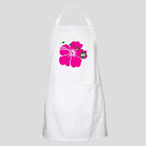 Hawaii Islands & Hibiscus Apron