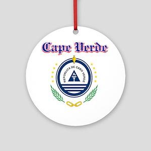 Cape Verde designs Ornament (Round)