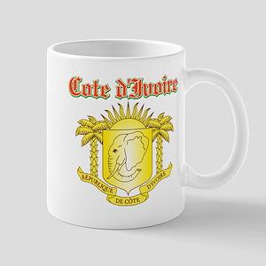 Cote D Ivoier Designs Mug