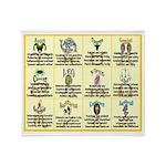 Zodiac Blanket