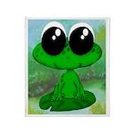 Froggie Blanket