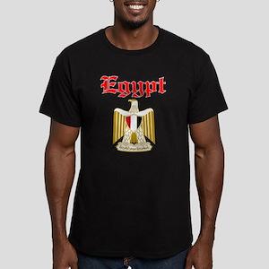 Egypt designs Men's Fitted T-Shirt (dark)