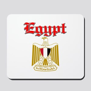 Egypt designs Mousepad