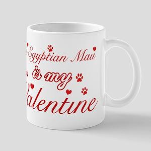 An Egyptian Mau is my Valentine Mug