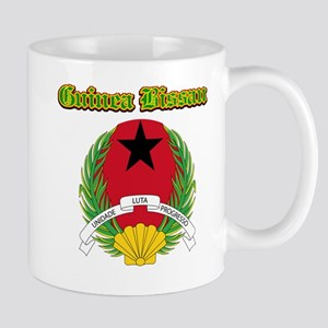 Guinea-Bissau designs Mug