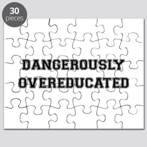 Dangerously Overeducated Puzzle