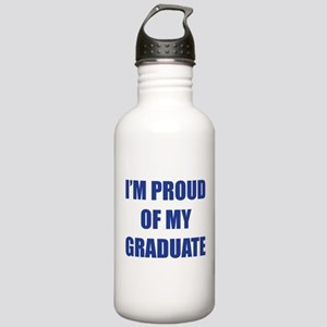 I'm proud of my graduate Stainless Water Bottle 1.