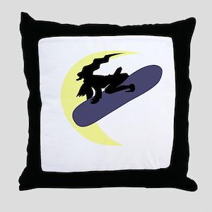 Kampfgeschwader 28 Throw Pillow