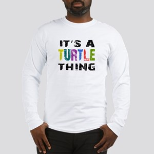 Turtle THING Long Sleeve T-Shirt