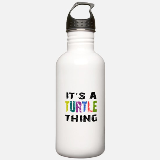 Turtle THING Water Bottle