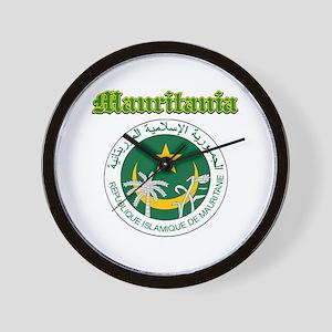 Mauritania designs Wall Clock