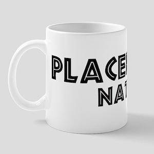 Placerville Native Mug