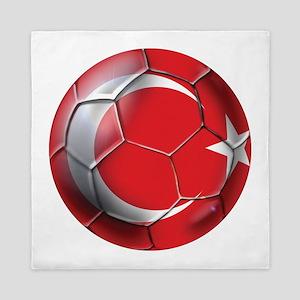 Turkish Football Queen Duvet