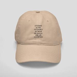 Attitude Difference Cap