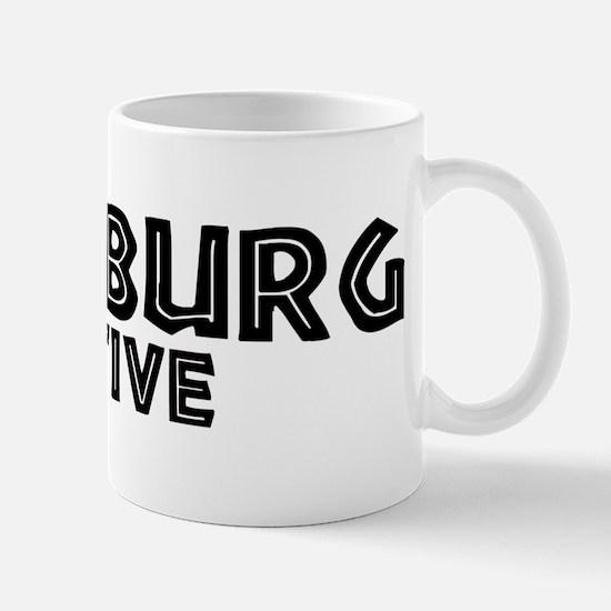 Pittsburg Native Mug
