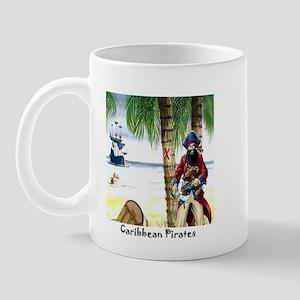 Caribbean Pirates Mug