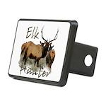 Elk Hunter Rectangular Hitch Cover