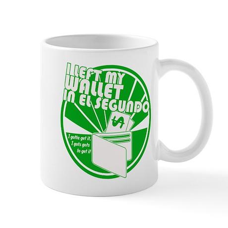 El Segundo Green Mug