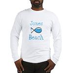 Jones Beach Long Sleeve T-Shirt