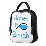 Jones Beach Neoprene Lunch Bag