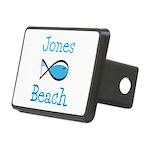 Jones Beach Rectangular Hitch Cover