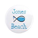 """Jones Beach 3.5"""" Button (100 Pack)"""