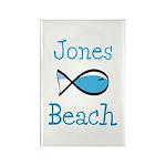 Jones Beach Rectangle Magnet (100 pack)