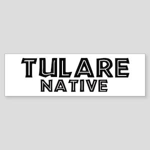 Tulare Native Bumper Sticker