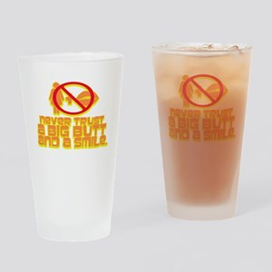 POISON! Drinking Glass