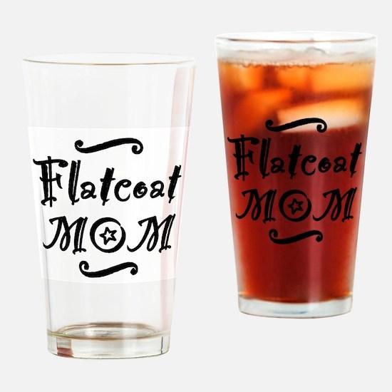 Flatcoat MOM Drinking Glass