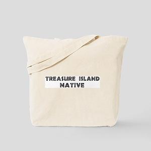 Treasure Island Native Tote Bag