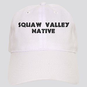Squaw Valley Native Cap