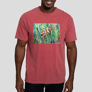 Clown Fish, nature art! Mens Comfort Colors Shirt