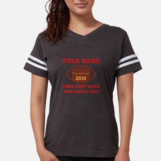 Football Personalized Womens Football Shirt