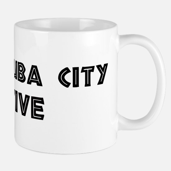 South Yuba City Native Mug