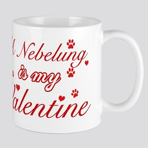 A Nebelung is my valentine Mug
