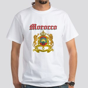 Morocco designs White T-Shirt