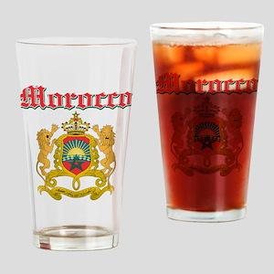 Morocco designs Drinking Glass