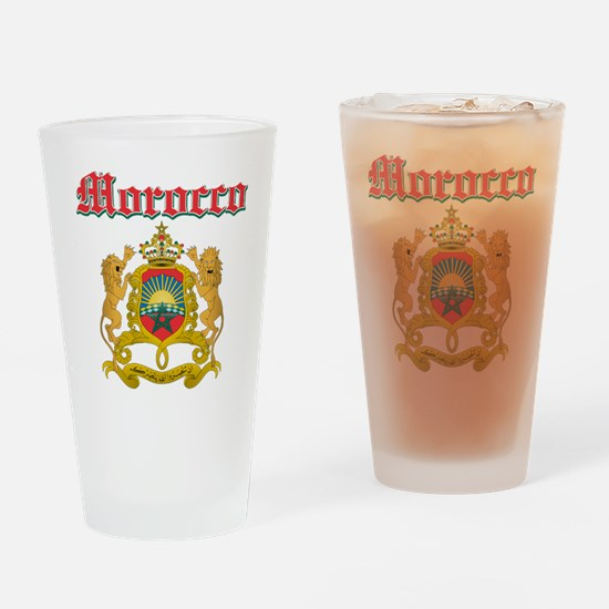 Morocco designs Drinking Glass