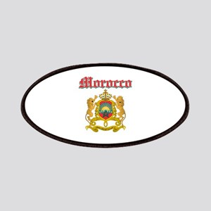 Morocco designs Patches