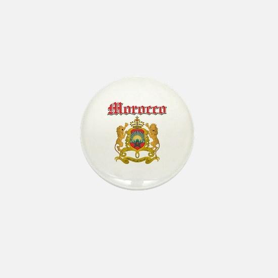 Morocco designs Mini Button