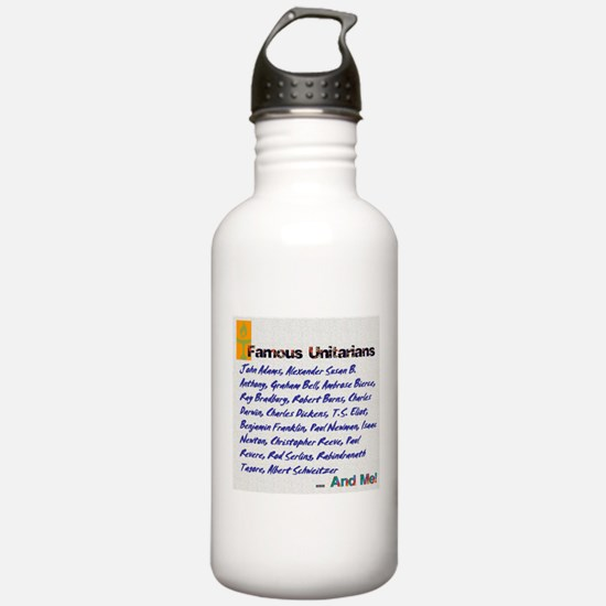 Unitarian 4 Water Bottle