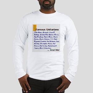 Unitarian 4 Long Sleeve T-Shirt