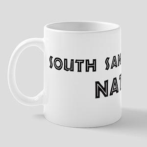 South San Francisco Native Mug