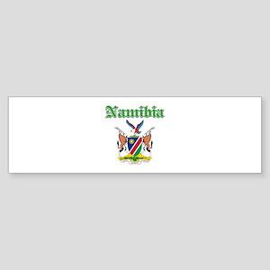 Namibia Designs Sticker (Bumper)