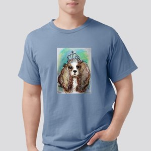 Princess, cute, dog, art! Mens Comfort Colors Shir