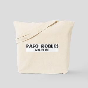Paso Robles Native Tote Bag