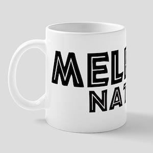 Melrose Native Mug